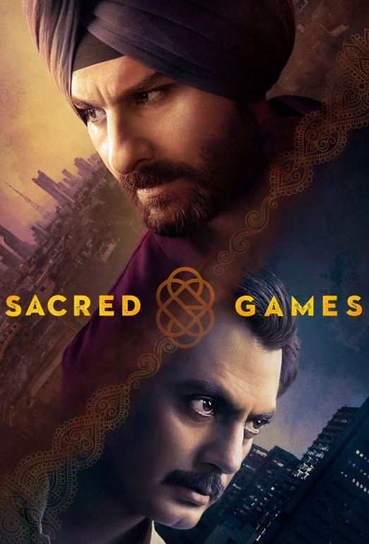 Netflix launches its first Indian Drama Series : Sacred