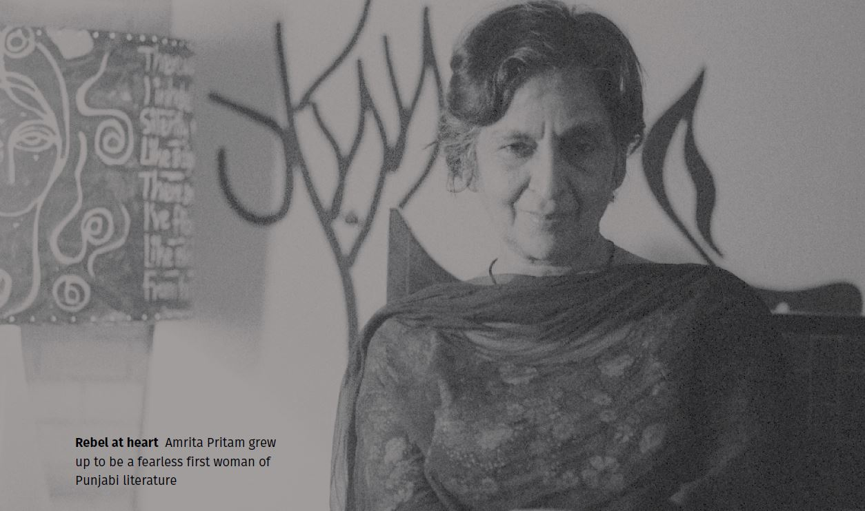The Irrepressible Amrita | Tehelka