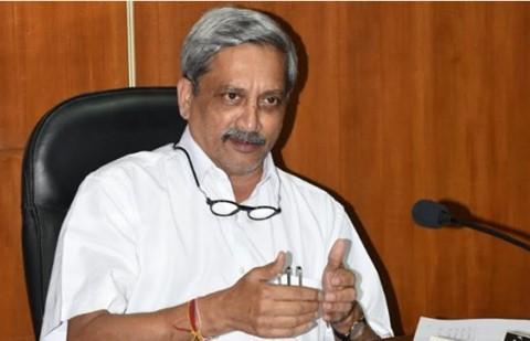Human mind can overcome any disease': Manohar Parrrikar