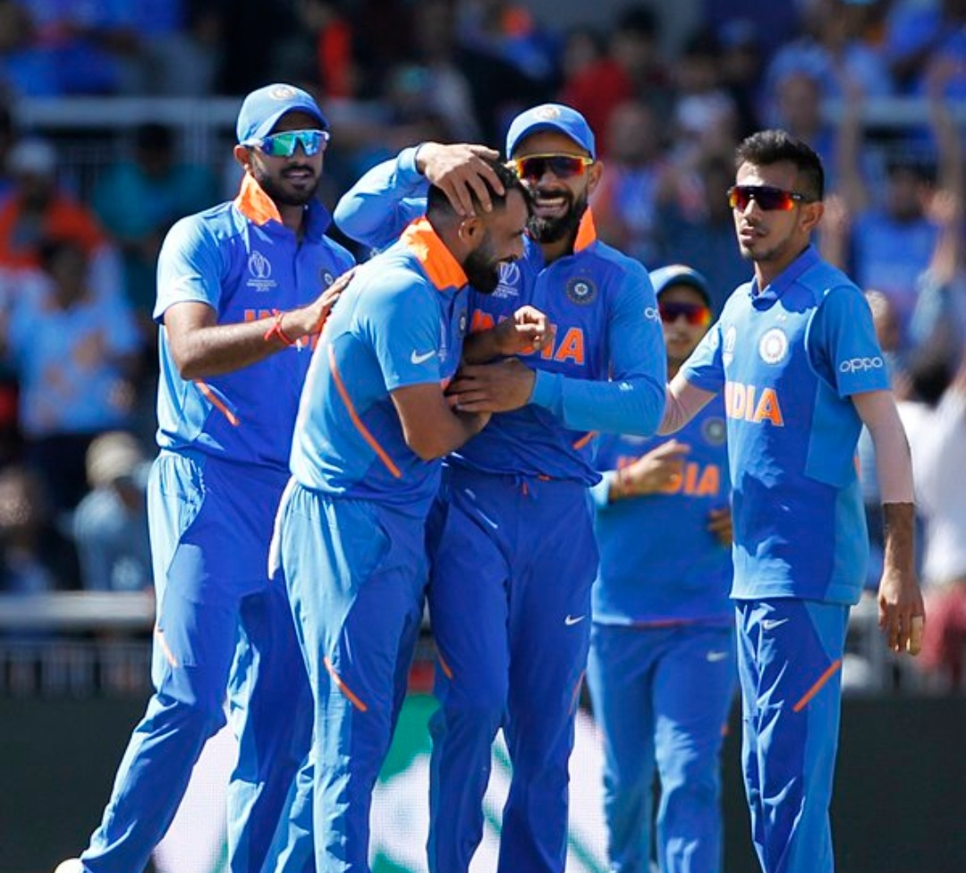 ICC Cricket World Cup 2019: India beat West Indies by 125