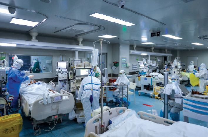 With 48,648 new COVID-19 cases, India's tally rises to 80.88 lakh